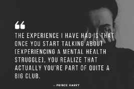Prince Harry Quote